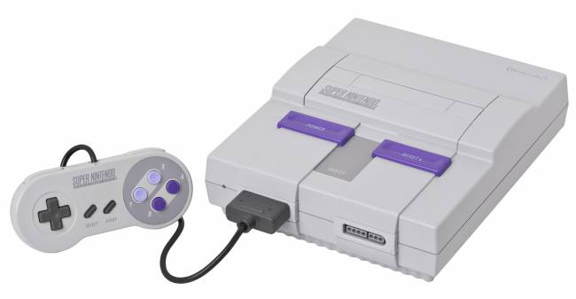 Nintendo Possibly Plans to Release the Mini SNES Console