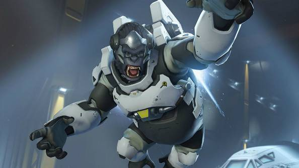 Overwatch audio files suggest a space map could be coming