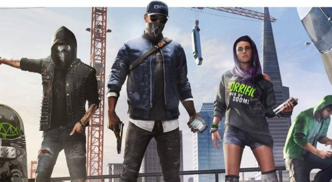 Four Player Co-Op Will Be Added to Watch Dogs 2 This June