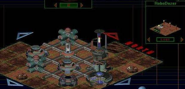 DOS Boot: Outpost was the best hard sci-fi sim; it also wasn't finished