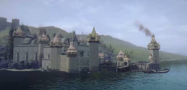 New Beyond Skyrim project promises to go even beyonder to Iliac Bay