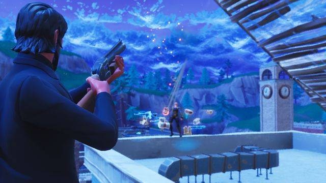 Epic explains Fortnite's corrupted replay problem, says solution on the way