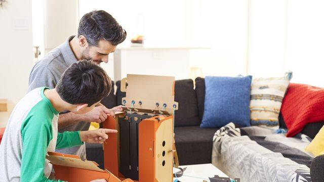 Nintendo starts selling Labo replacement parts