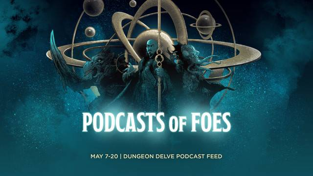 The next D&D sourcebook will go to podcasters first, and you can listen in