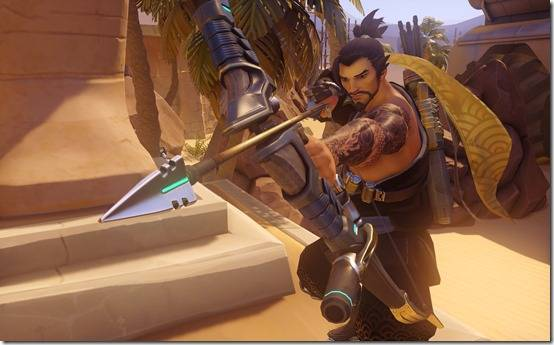 Overwatch PTR Update Live With Hanzo Rework, Nerfs For Genji And Tracer, Lucio Buffs