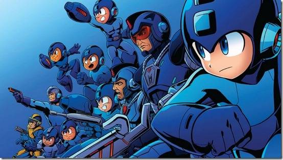 Famitsu Is Conducting A Survey With English Fans For Mega Man's 30th Anniversary