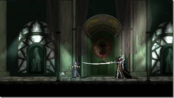 Dark Devotion Offers Ruthless Sidescrolling Combat In A Gloomy Temple