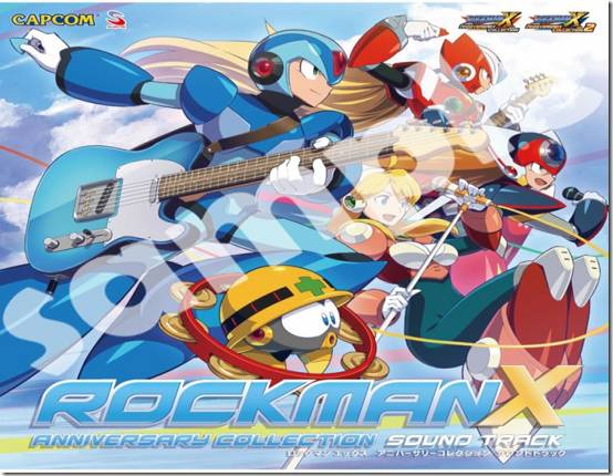 Mega Man X Legacy Collection's Soundtrack Is Getting An Official Release