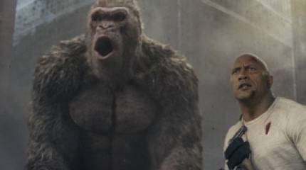 Rampage film review - even shallower than the arcade game