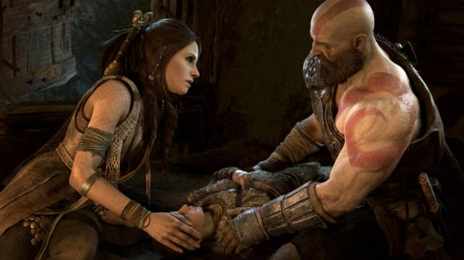 God Of War PS4's Kratos Has Changed, And The Soundtrack Tells You So