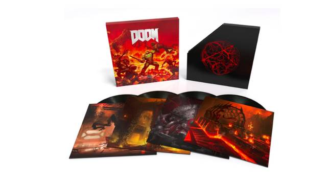 The Doom Soundtrack is Getting a Physical Release