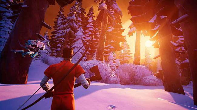 Darwin Project Goes Free-to-Play, Battle Royale With No Entry Fee