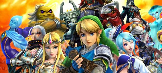 Second Hyrule Warriors: Definitive Edition Character Highlight Showcases Older Characters