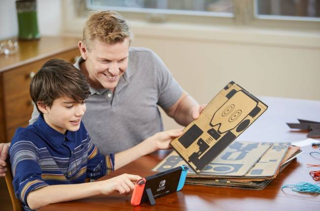 Latest Nintendo Minute Episode Features Nintendo Labo Variety Kit