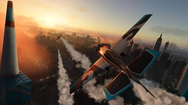 Latest The Crew 2 Trailer Showcases the Zivko Airplane Soaring Through the Sky