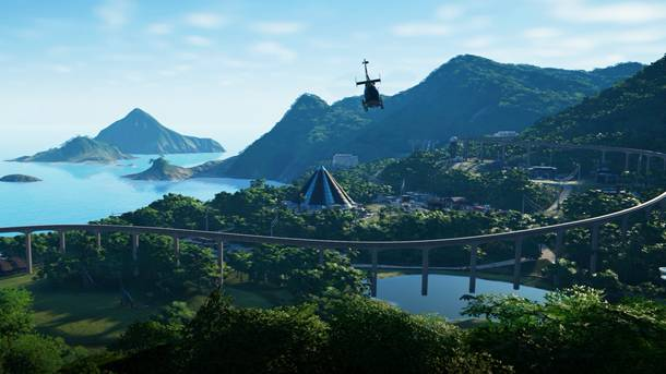 Jurassic World Evolution's Developers Share New Details