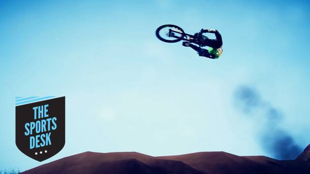 The Sports Desk – The Downhill Rush Of Descenders