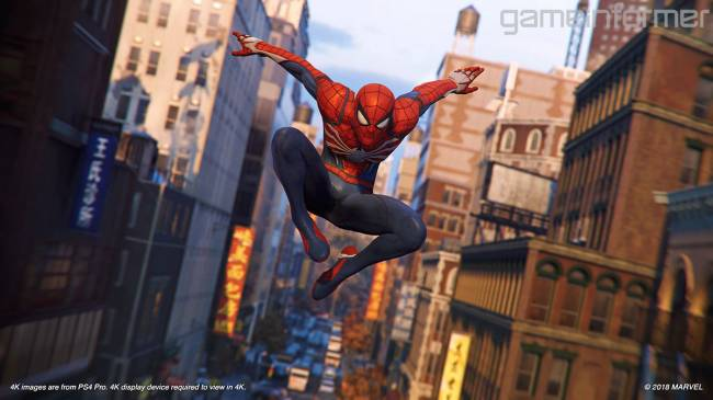 Exclusive Hands-On Impressions Of Spider-Man
