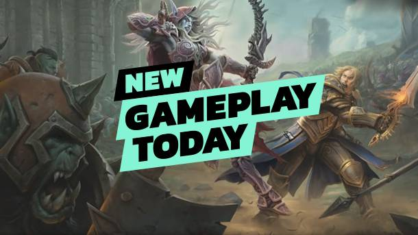 New Gameplay Today – World Of WarCraft: Battle For Azeroth's Island Expeditions