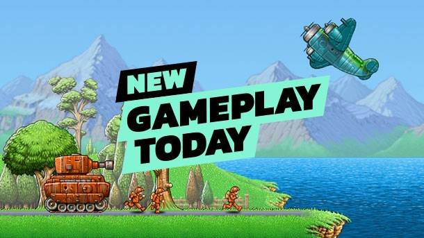 New Gameplay Today – Rogue Aces