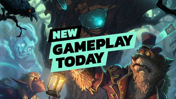 New Gameplay Today – Hearthstone's Witchwood