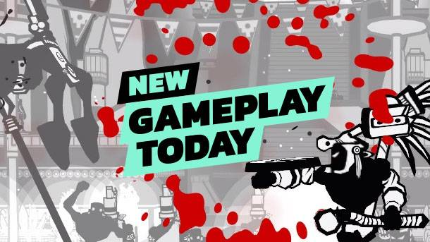 New Gameplay Today – Aztez