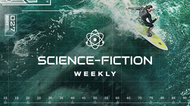 Science-Fiction Weekly – Jurassic World: Fallen Kingdom, The Meg, Future World, Dune, Incredibles 2