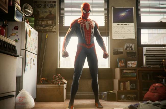 The Easter Eggs And References Of Spider-Man