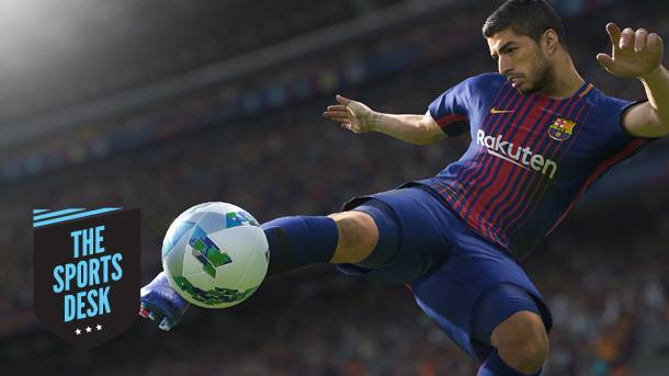 The Sports Desk – This Isn't The End Of Pro Evolution Soccer