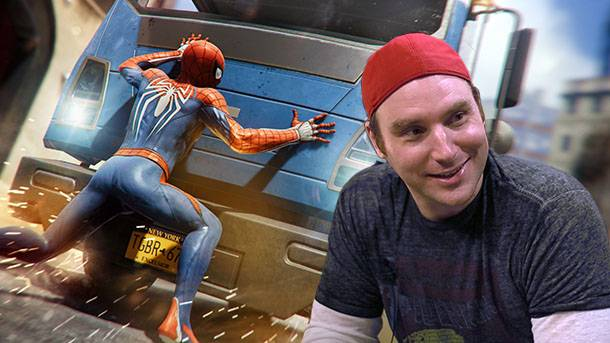 The History Of Spider-Man's Creative Director Bryan Intihar