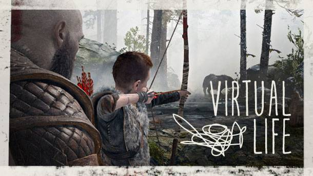 The Virtual Life – Can God Of War's Kratos Be Redeemed?