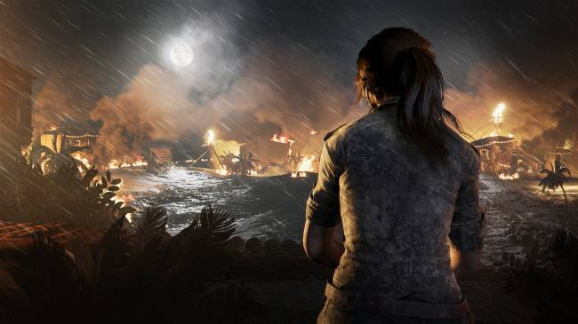 Six Things We Learned While Playing Shadow Of The Tomb Raider