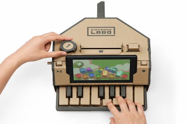 Nintendo Labo Review – Creativity For A Specific Audience