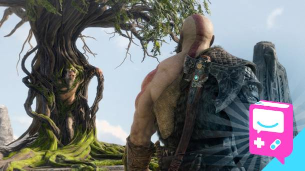 Send In Your Emails For Our Game Club On God Of War's Second Half