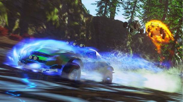 See The Race Through Chaos In The Latest Trailer And Screens