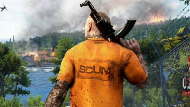 Your body is a temple in this open-world survival title