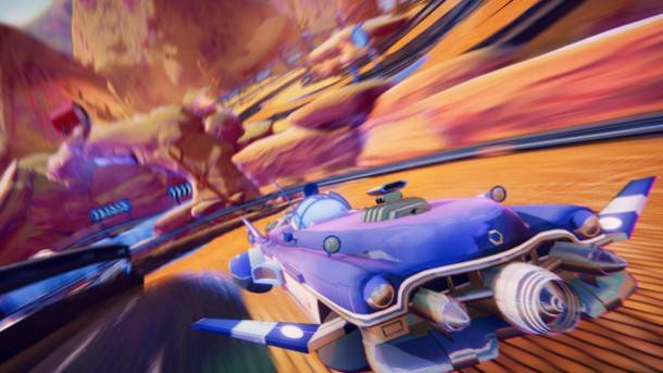 The Paint-Splattering Racing Game Arrives Next Month