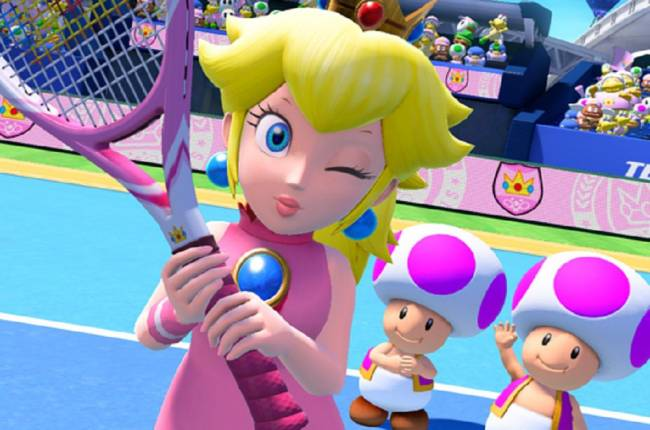 Take a look at the great characters and classes of Mario Tennis Aces for Switch