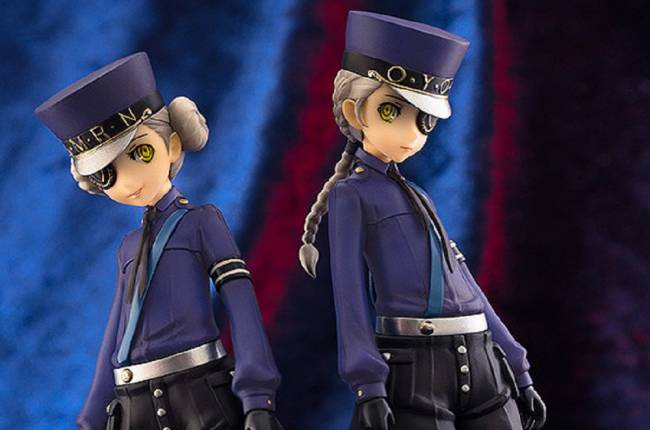 You may have to commit a crime to purchase Persona 5's jailers, Justine and Caroline