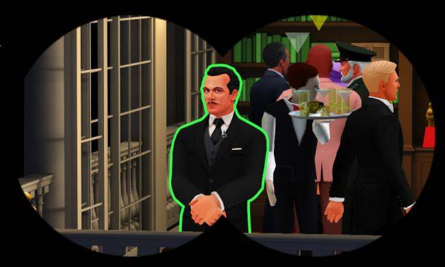 SpyParty, the cat-and-mouse game of deception and murder, will debut on Steam next week