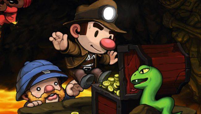 GOG weekly sale discounts Spelunky, Rogue Legacy and other great indies