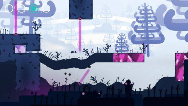 Squish levels until they work in playdough puzzle platformer Semblance