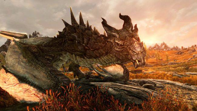 Skyrim VR is out on PC now
