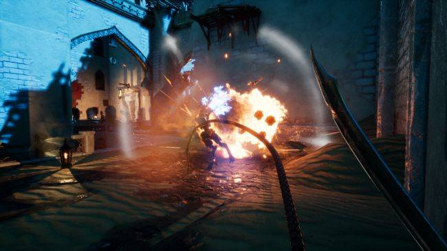 First-person roguelike City of Brass will leave early access in May