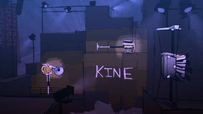 Watch the fantastic trailer for musical puzzle game Kine