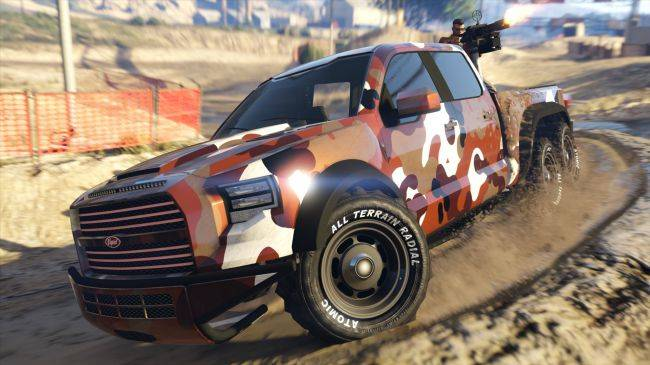Drive fast and shoot straight in GTA Online's new Target Assault Races