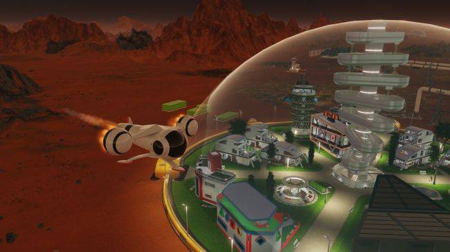Surviving Mars adds free camera, birth control policy, tribute to Stephen Hawking