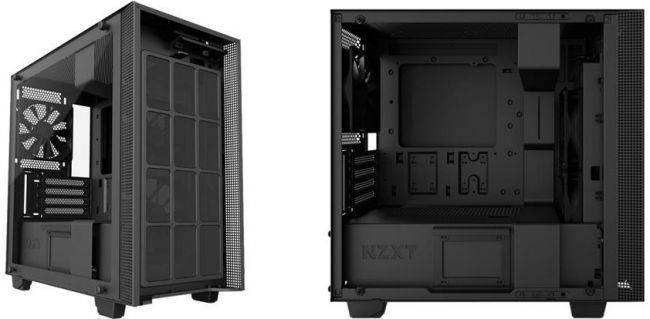 NZXT's H400i micro ATX tower is on sale for $87 after rebate