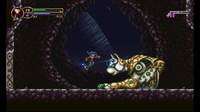 Retro platformer Timespinner looks ambitious and authentic