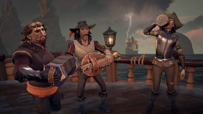 Sea of Thieves is getting invite-only crews because 'players are misusing the brig'